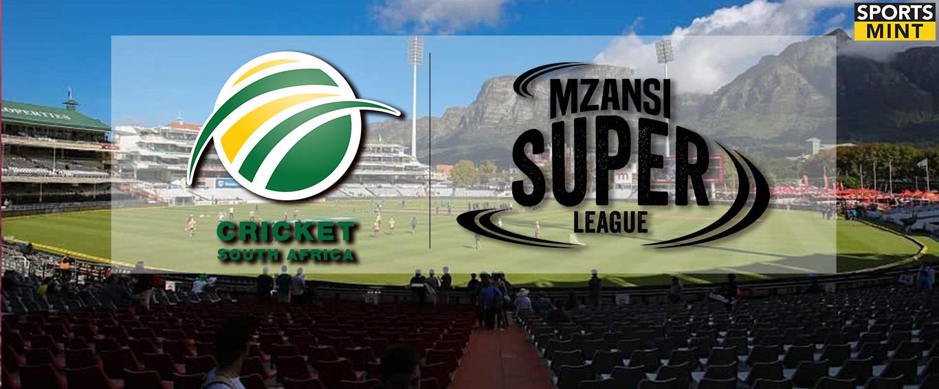 CSA postpones Mzansi Super League to 2021