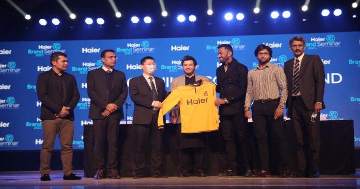 Haier renews long-term partnership with Peshawar Zalmi