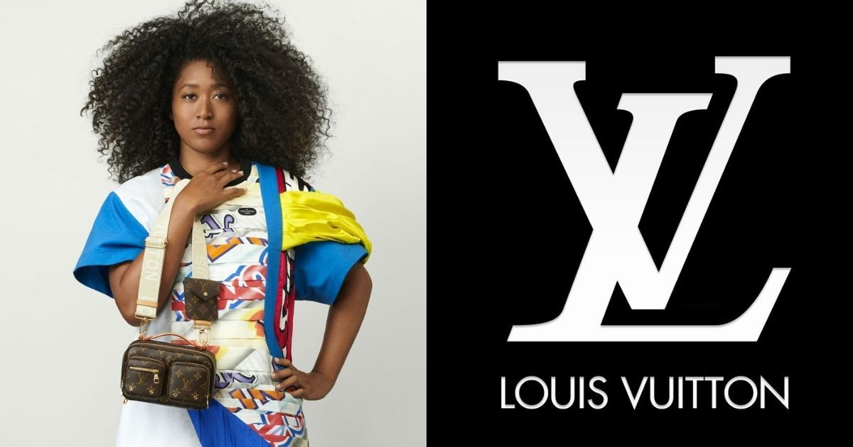 Naomi Osaka becomes Louis Vuitton's newest brand ambassador