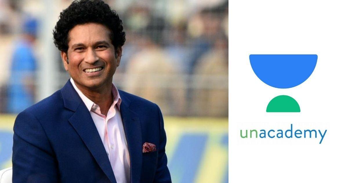 Sachin Tendulkar invests in Unacademy to be its brand ambassador (2)
