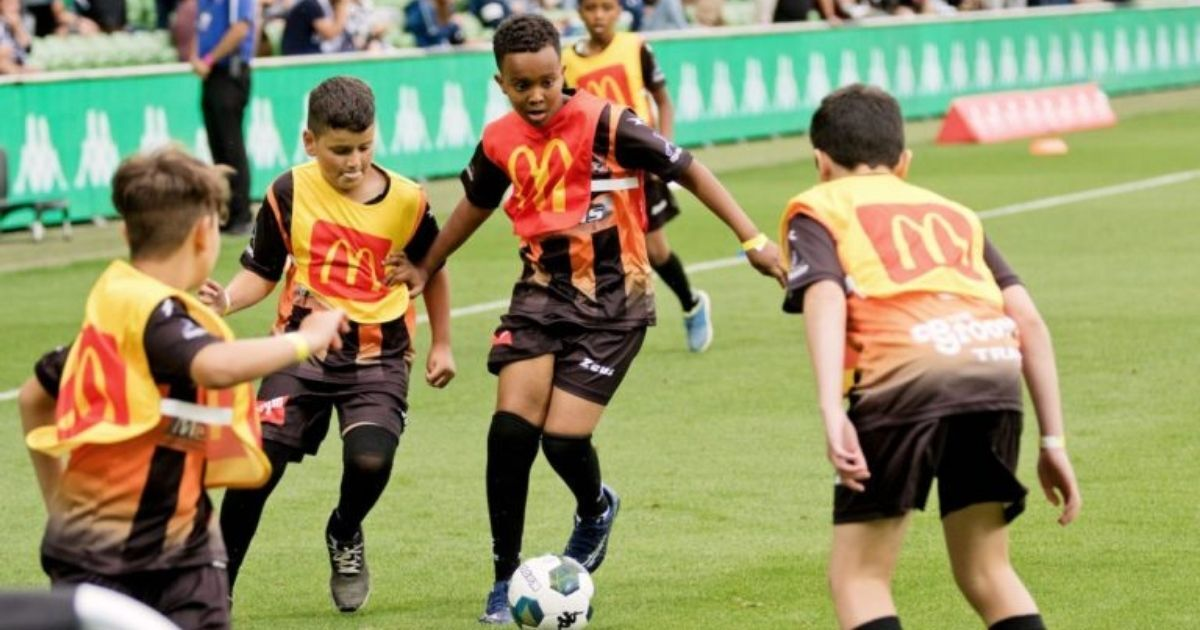 Australian Professional Leagues signs a new sponsorship deal McDonald's