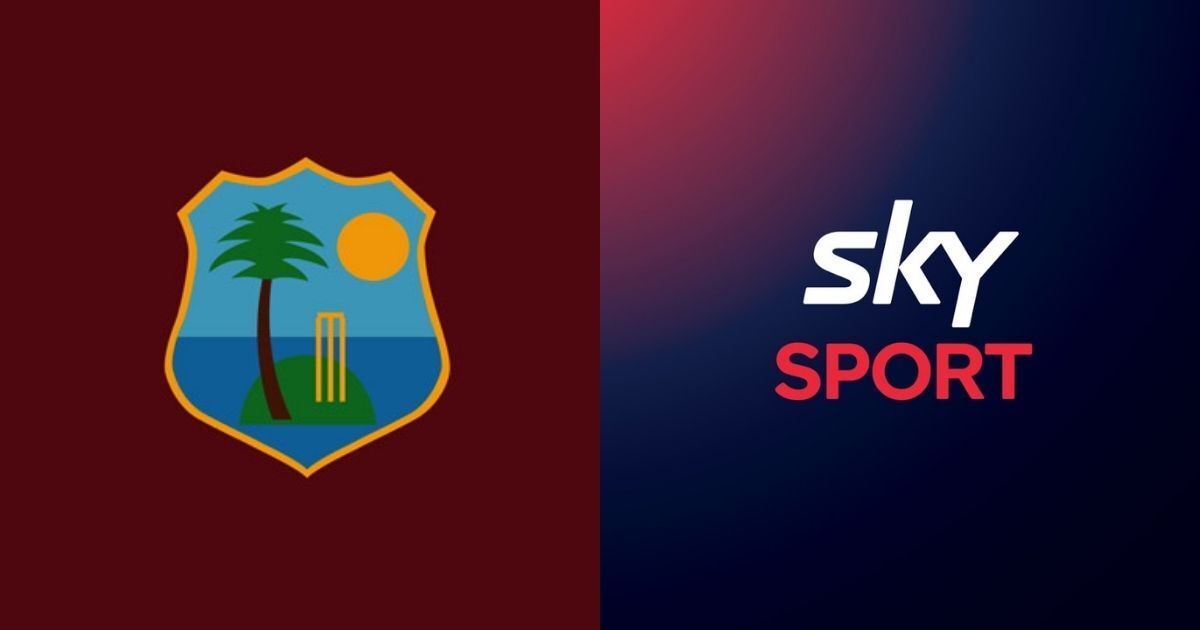 Cricket West Indies secures a broadcast deal with Sky New Zealand