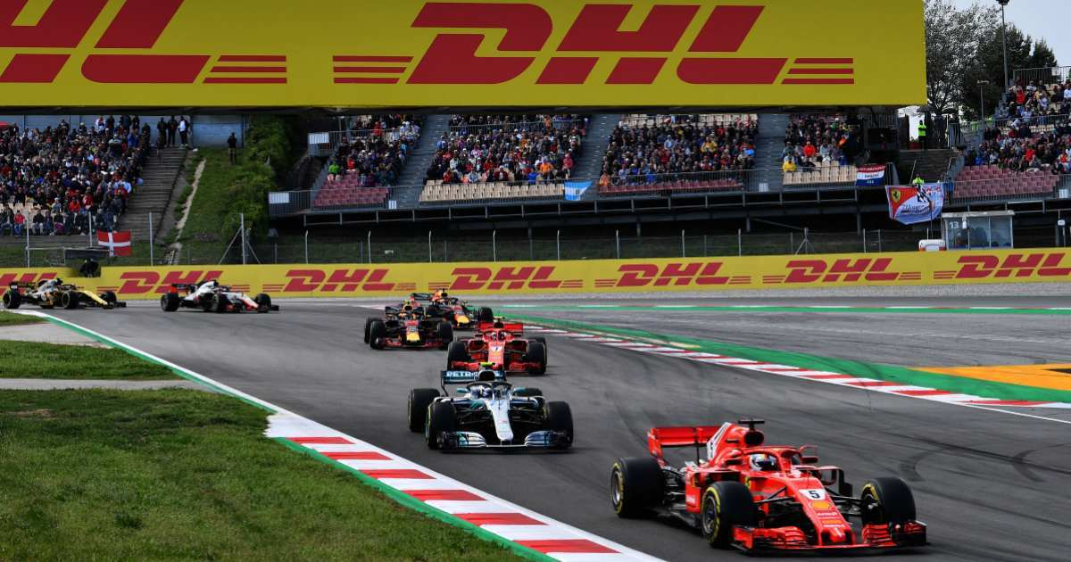 Formula 1 and DHL sign multi-year agreement as they renew their decades long partnership