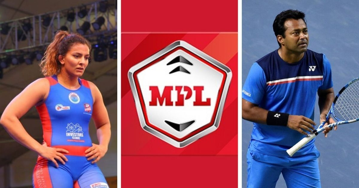 MPL partners with Leander Paes and Geeta Phogat to promote esports in India