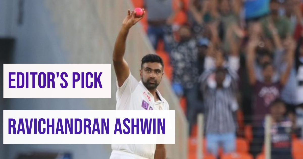 Ravichandran Ashwin – The latest flag-holder for the 400 club