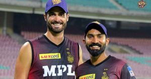 Ben Cutting is yet to feature in starting XI for Kolkata Knight Riders in IPL 2021