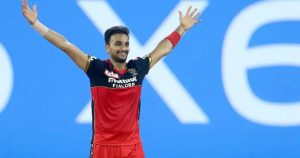 Harshal Patel has been doing a good job in death overs for Royal Challengers Bangalore