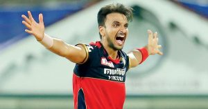 Harshal Patel has been go to bowler in death overs for RCB
