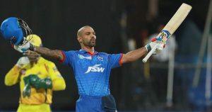 IPL 2021 shikhar dhawan