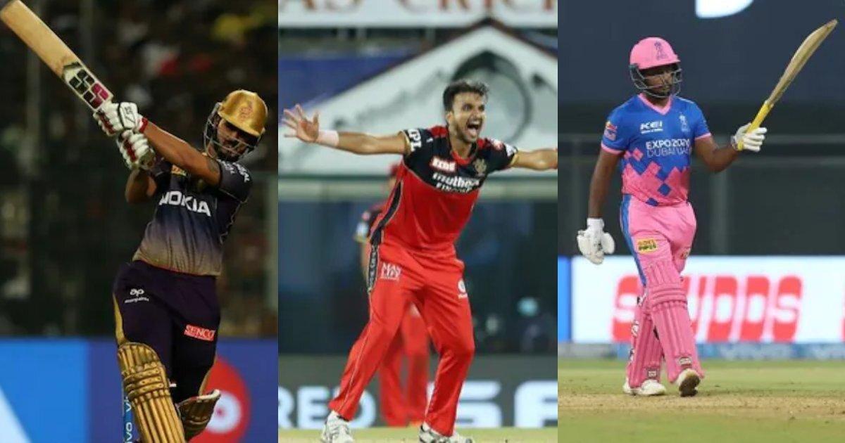 IPL 2021: Top performers of the week