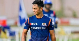 Ishan Kishan is in the running for opening slot in Indian team.