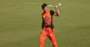 Jhye Richardson will be leading Punjab Kings' bowling lineup in IPL 2021.