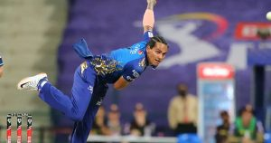 Rahul Chahar is providing impetus in middle overs for Mumbai Indians.