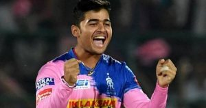 Riyan Parag will be looking to kick on for Rajasthan Royals in IPL 2021