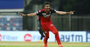 Shahbaz Ahmed stole the show for RCB against Sunrisers Hyderabad.