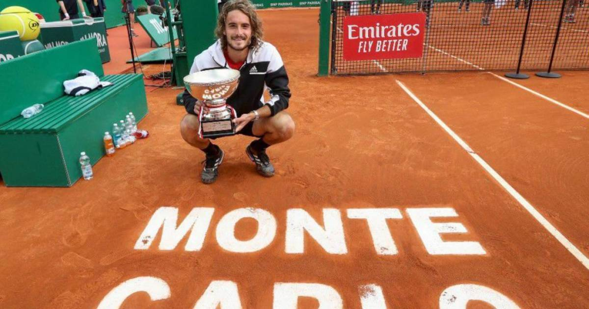 Stefanos Tsitsipas wins his first Masters 1000 title