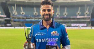 Suryakumar Yadav has enjoyed good start to IPL 2021