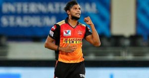 T.Natarajan will be a decisive bowler for SRH after last season's exploits.