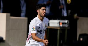 After scoring against Liverpool, Marco Asensio will be looking to score against Barcelona.