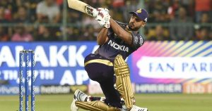 KKR's Nitish Rana is currently leading scorer in IPL 2021