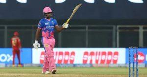 Sanju Samson scored first century of IPL 2021