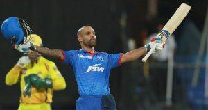 Shikhar Dhawan started IPL 2021 on fire for Delhi Capitals