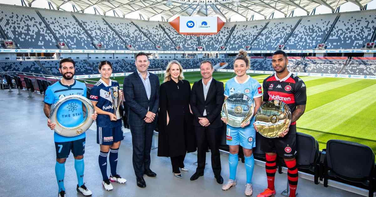 A-League, W-League sell broadcasting rights to ViacomCBS
