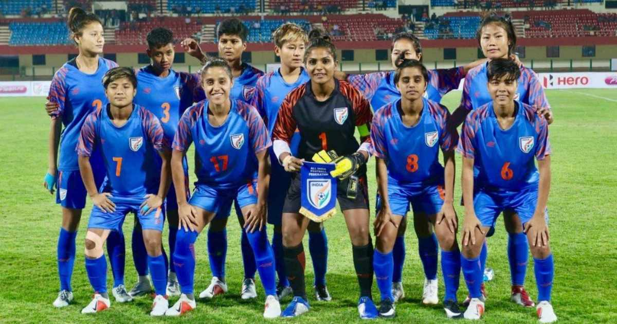 AIFF plans to send India's women's team to the 2027 World Cup