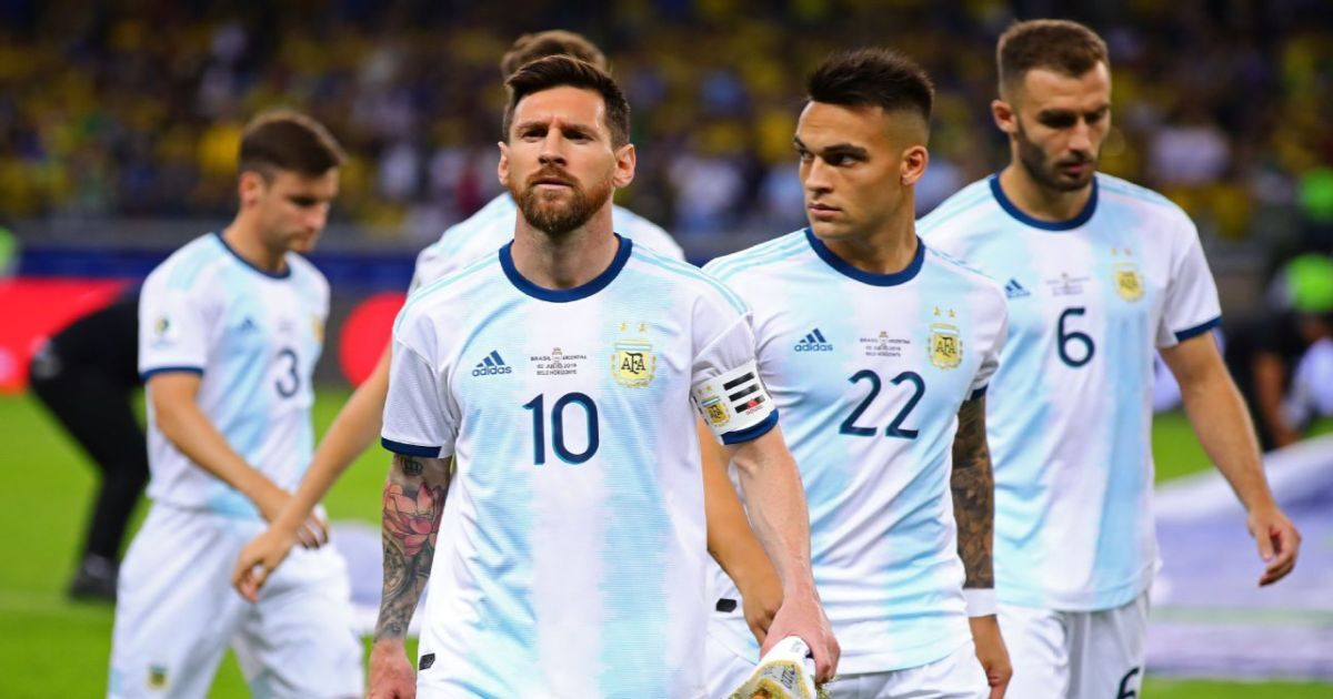Argentina suspends soccer tournaments due to COVID 19 until May 30