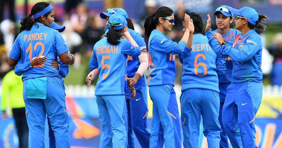 BCCI ready to settle women's team T-20 World Cup odds