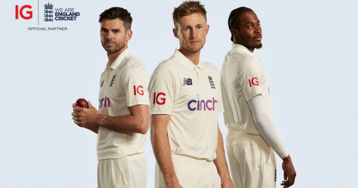 The ECB signs a three-year contract with IG as the new sleeve sponsor