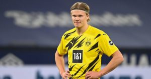 Erling Haaland has been one of the most deadly strikers in Europe