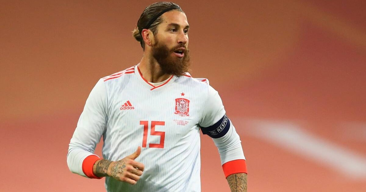Euro 2020: Spain leaves Sergio Ramos out of the final