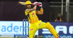 Faf du Plessis has been very consistent for Chennai Super Kings
