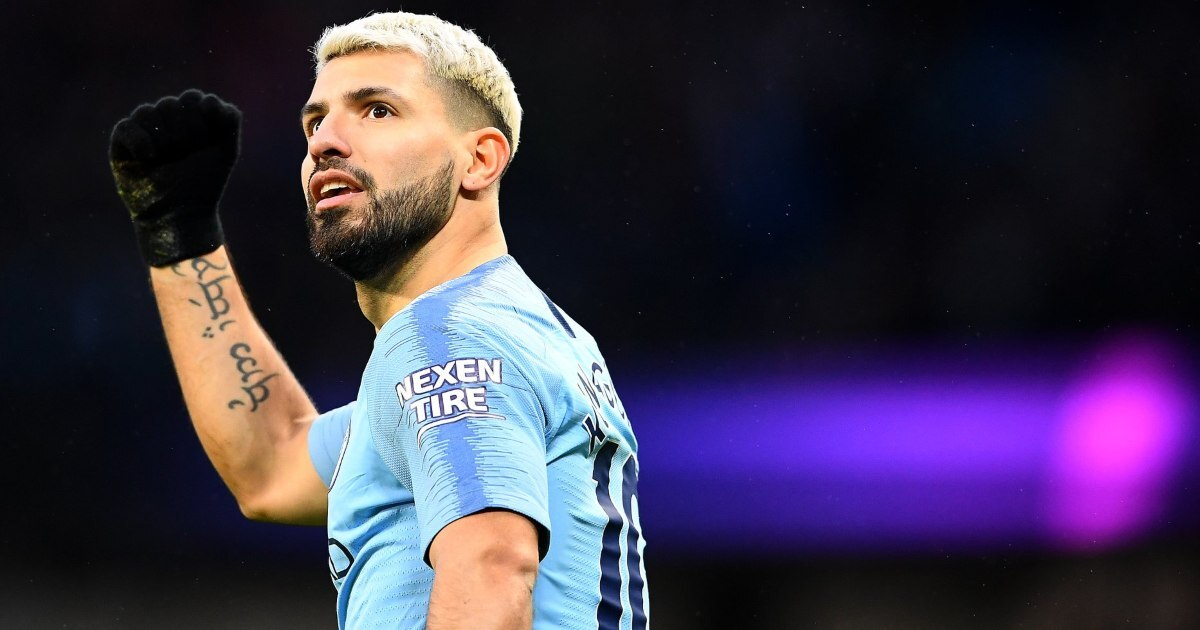 FC Barcelona sign Sergio Agüero for two years