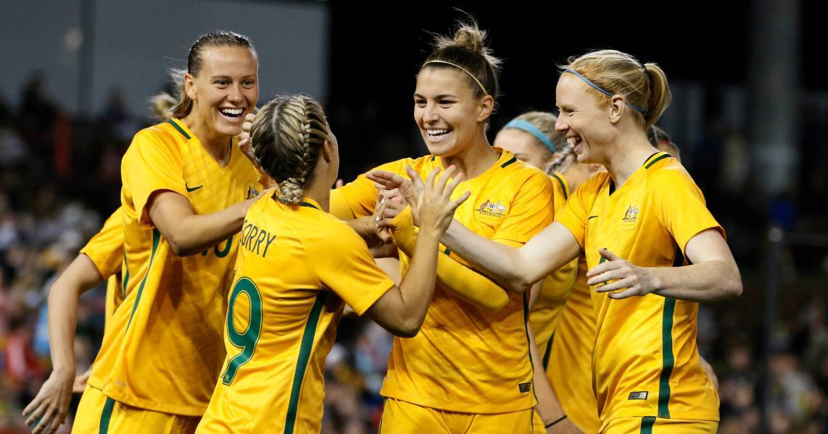 Football Australia gets government backing for 2023 Fifa Women's World Cup