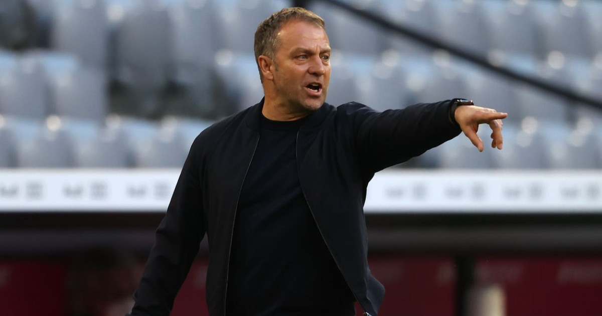 DFB announces Hansi Flick as new coach of the German national team