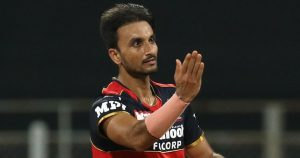 Harshal Patel is the leading wicket taker in IPL 2021