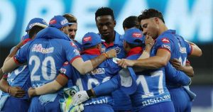 Delhi Capitals had to work hard against Sunrisers Hyderabad to clinch victory in Super over