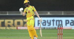 Ruturaj Gaikwad shone for Chennai Super Kings in IPL 2021