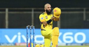 Moeen Ali delivered good performances with bat and ball for CSK.