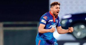 Avesh Khan has been one of the best bowlers in IPL 2021.