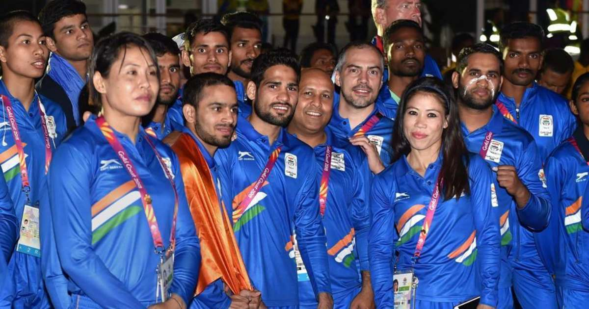 Indian Boxing Team cleared for Asian Meet