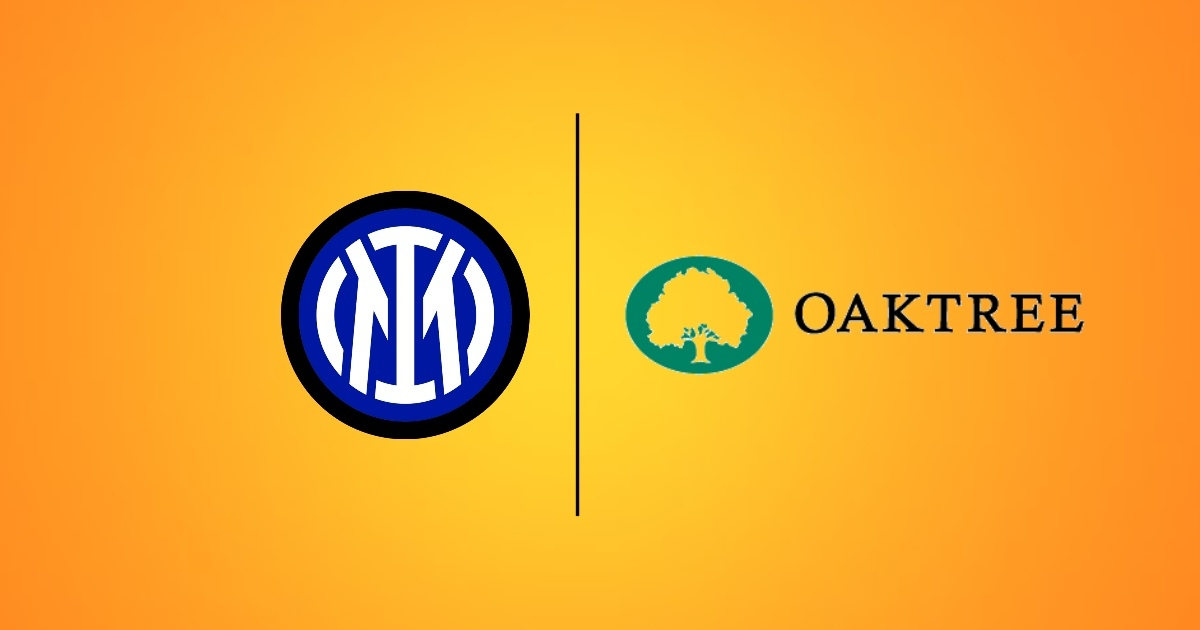 Inter Milan confirms Oaktree Capital investment