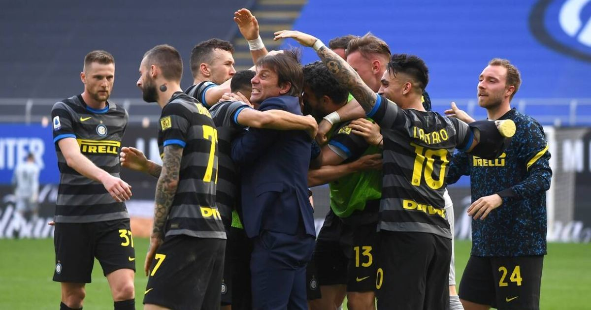 Inter Milan FC: Celebrations and concerns at same time