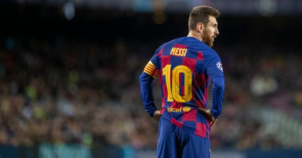 Lionel Messi: Powerful player on and off the pitch