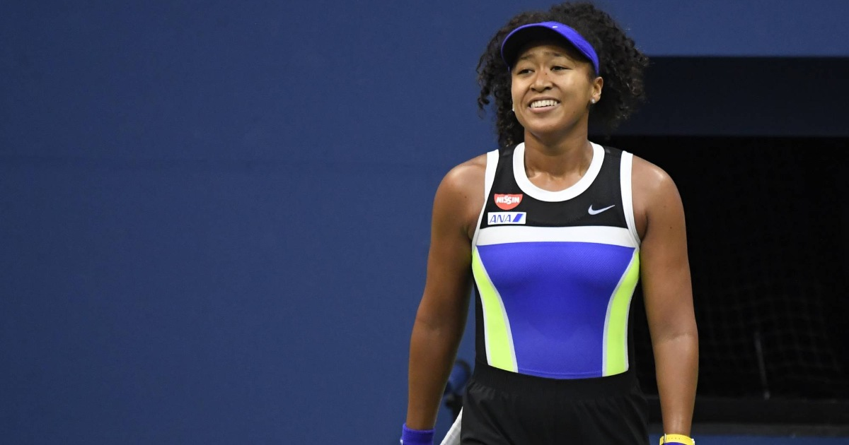 Naomi Osaka earns a record $ 55 million in the past 12 months