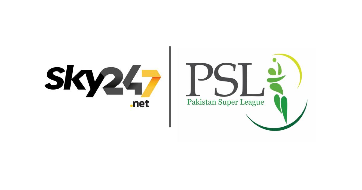 PSL 2021: Sky247.net joins as sponsor of remaining games