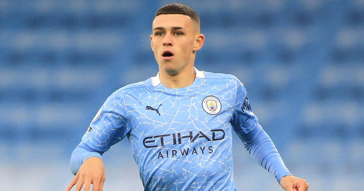 Phil Foden has been a key player for Manchester City this season