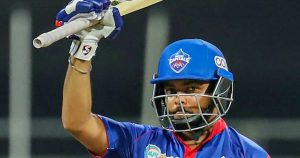 Prithvi Shaw has been destructive batsman for Delhi Capitals in IPL 2021.